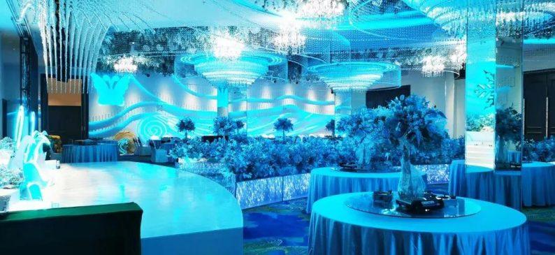 婚礼堂发布:2000平米!湘西北首家高端主题婚礼酒店  第4张