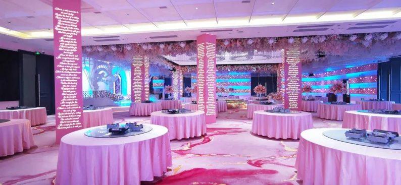 婚礼堂发布:2000平米!湘西北首家高端主题婚礼酒店  第10张