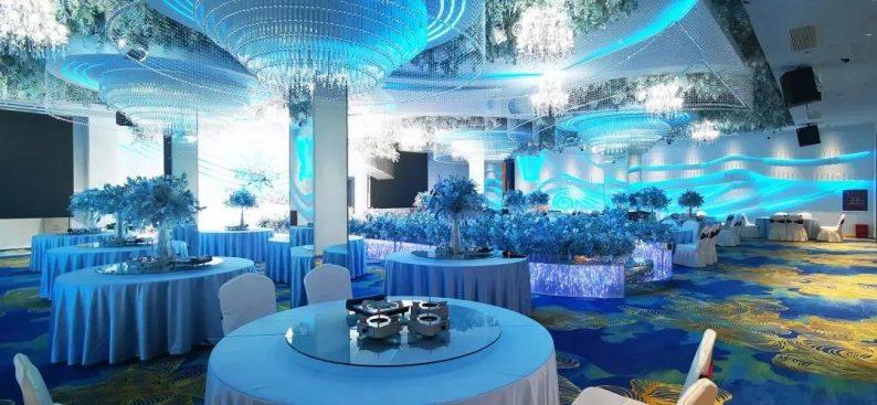 婚礼堂发布:2000平米!湘西北首家高端主题婚礼酒店  第5张