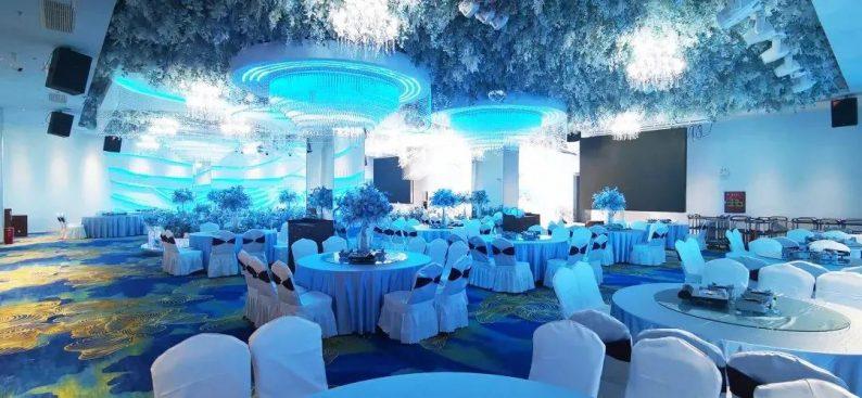 婚礼堂发布:2000平米!湘西北首家高端主题婚礼酒店  第6张
