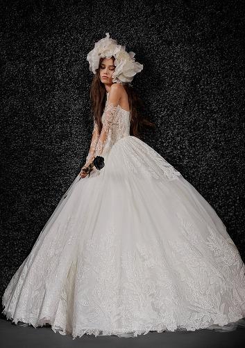 婚纱女王王薇薇:我想让VERA WANG更亲民!