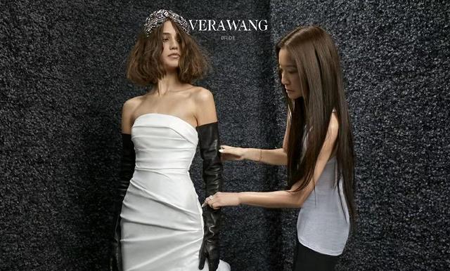 婚纱女王王薇薇:我想让VERA WANG更亲民!  第4张