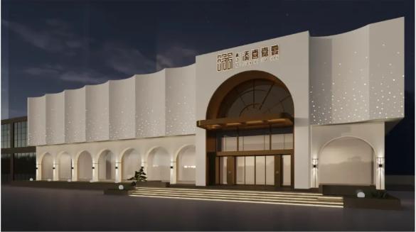 婚礼堂发布:观筑全案设计,武汉满江红·添喜嘉宴  第1张