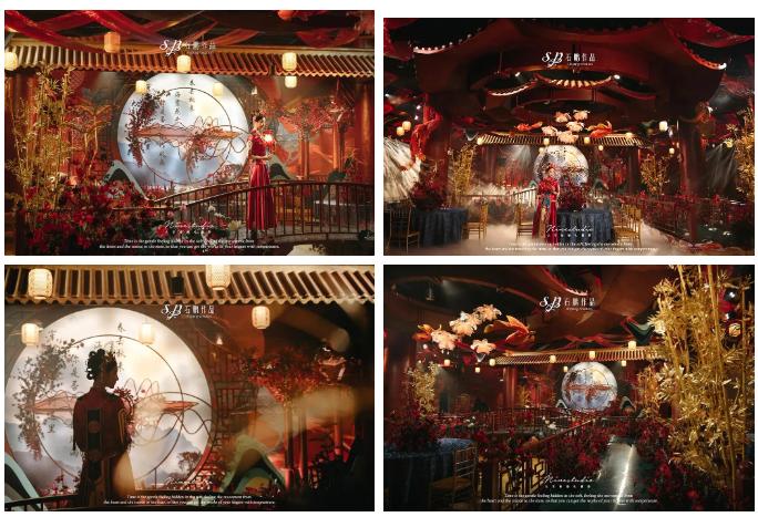 婚礼堂发布:3大主题厅!艾斯维尔宴会中心  第7张
