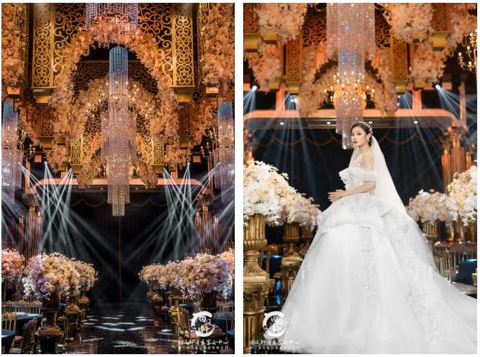 婚礼堂发布:4000平3个厅!一站式清真宴会中心  第5张