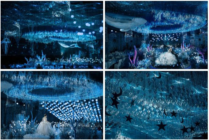 婚礼堂发布:5万方!湖北大型连锁餐饮打造宴会厅  第4张