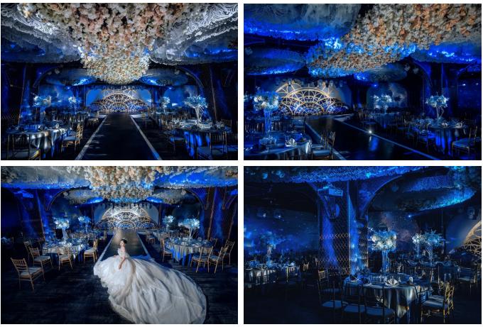 婚礼堂发布:5万方!湖北大型连锁餐饮打造宴会厅  第12张