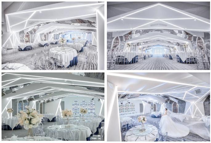 婚礼堂发布:5万方!湖北大型连锁餐饮打造宴会厅  第14张