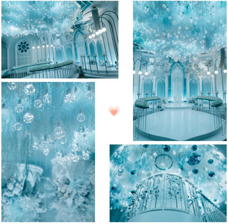 婚礼堂发布:8000平8大宴会厅!宁波婚礼堂产业的先行者「罗曼丽舍」  第10张