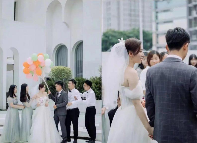 婚礼堂发布:徐丹设计!南京皇家花园【塞纳厅】全新推出  第7张