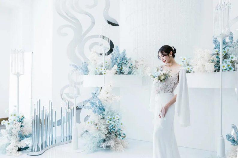 婚礼堂发布:徐丹设计!南京皇家花园【塞纳厅】全新推出  第9张