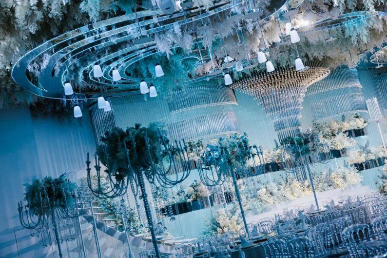 婚礼堂发布:徐丹设计!南京皇家花园【塞纳厅】全新推出  第11张