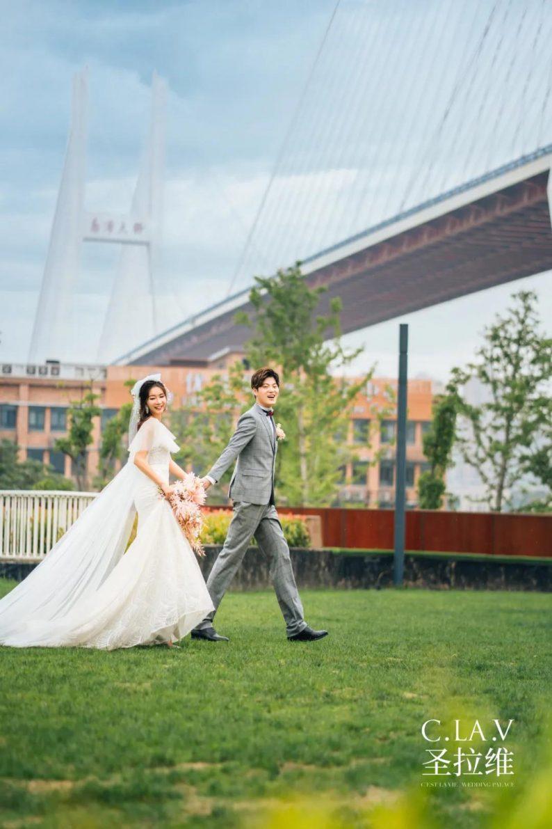 婚礼堂发布:《独宠》取景地!上海圣拉维「凡尔赛花园」  第4张
