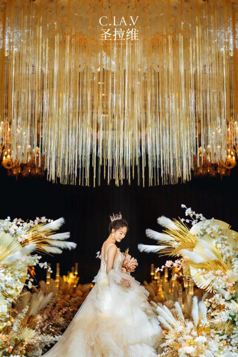 婚礼堂发布:《独宠》取景地!上海圣拉维「凡尔赛花园」  第6张