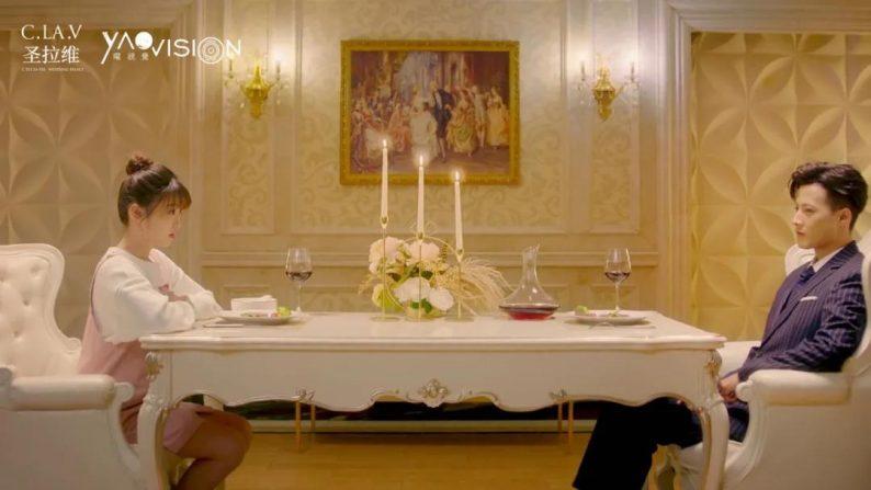婚礼堂发布:《独宠》取景地!上海圣拉维「凡尔赛花园」  第7张
