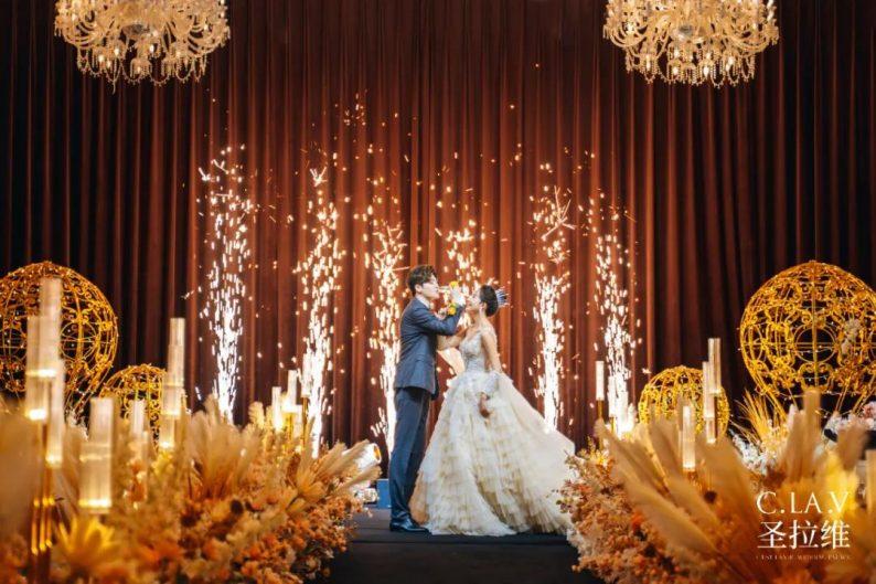 婚礼堂发布:《独宠》取景地!上海圣拉维「凡尔赛花园」  第9张