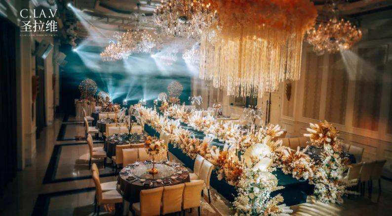婚礼堂发布:《独宠》取景地!上海圣拉维「凡尔赛花园」  第11张