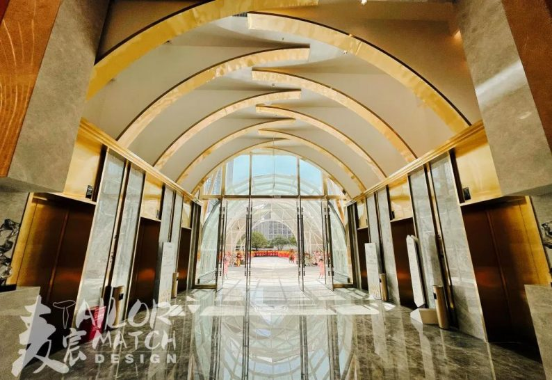 婚礼堂发布:总投资1亿!重庆两江宴会中心惊艳面世  第6张