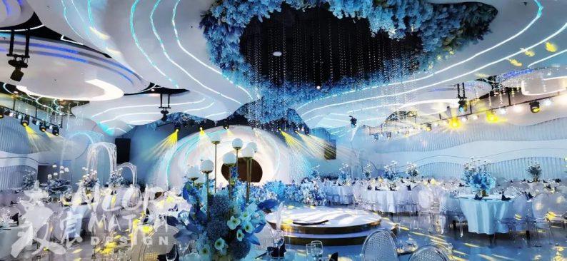 婚礼堂发布:总投资1亿!重庆两江宴会中心惊艳面世  第10张