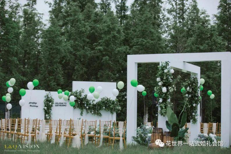婚礼堂发布:扬州花世界·繁花岛一站式婚嫁会馆  第3张