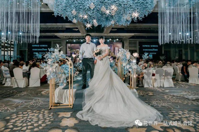 婚礼堂发布:扬州花世界·繁花岛一站式婚嫁会馆  第7张