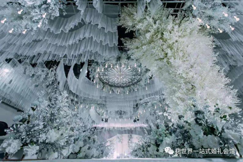 婚礼堂发布:扬州花世界·繁花岛一站式婚嫁会馆  第8张