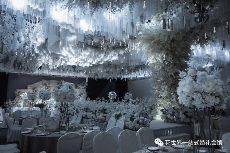 婚礼堂发布:扬州花世界·繁花岛一站式婚嫁会馆  第9张