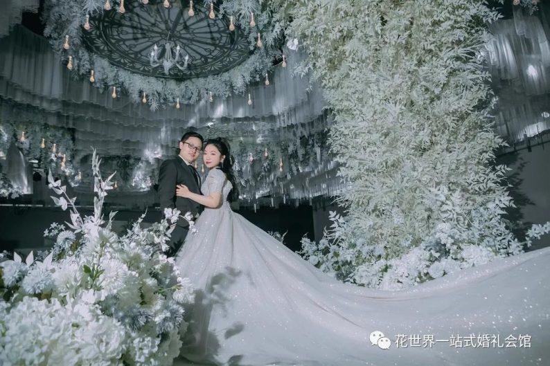 婚礼堂发布:扬州花世界·繁花岛一站式婚嫁会馆  第10张
