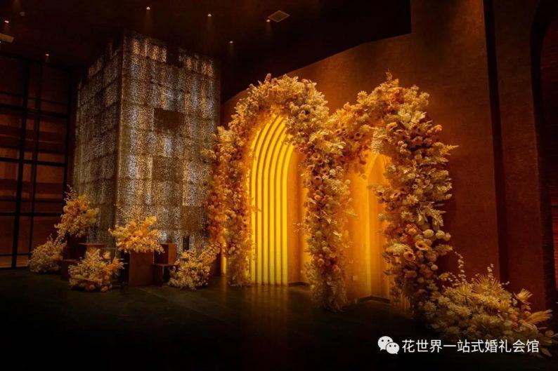 婚礼堂发布:扬州花世界·繁花岛一站式婚嫁会馆  第12张