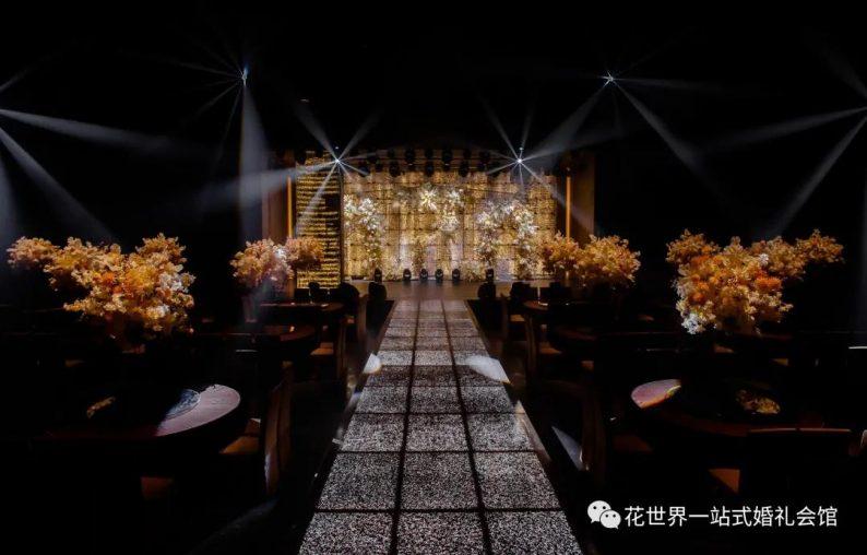 婚礼堂发布:扬州花世界·繁花岛一站式婚嫁会馆  第13张