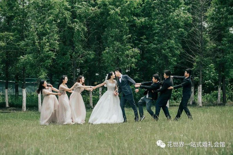 婚礼堂发布:扬州花世界·繁花岛一站式婚嫁会馆  第14张
