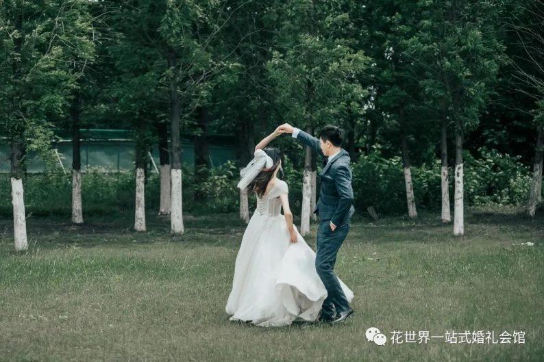 婚礼堂发布:扬州花世界·繁花岛一站式婚嫁会馆  第15张