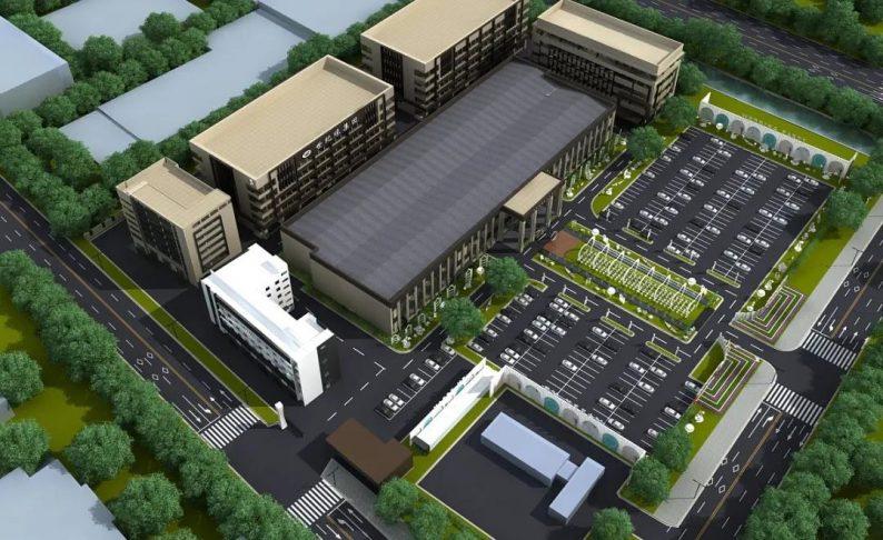 婚礼堂发布:投资超3亿!4.9万平超大规模一站式宴会酒店  第2张
