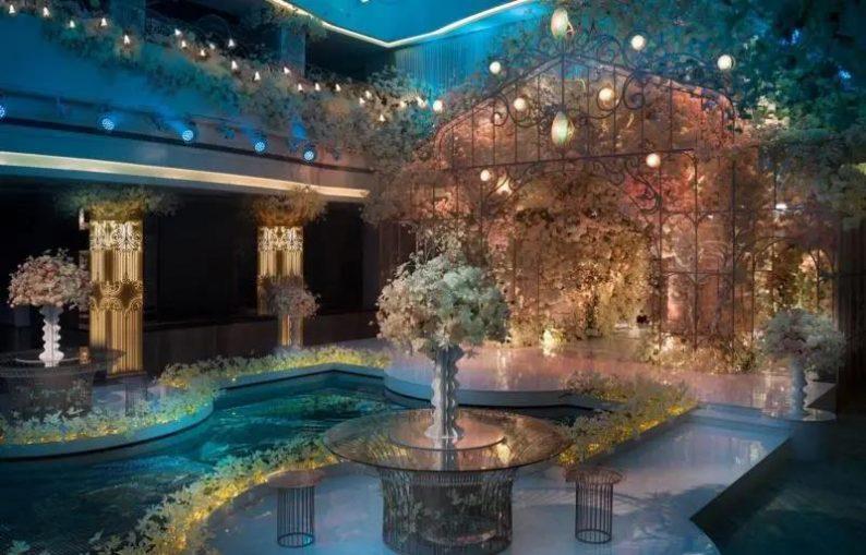 婚礼堂发布:投资超3亿!4.9万平超大规模一站式宴会酒店  第4张