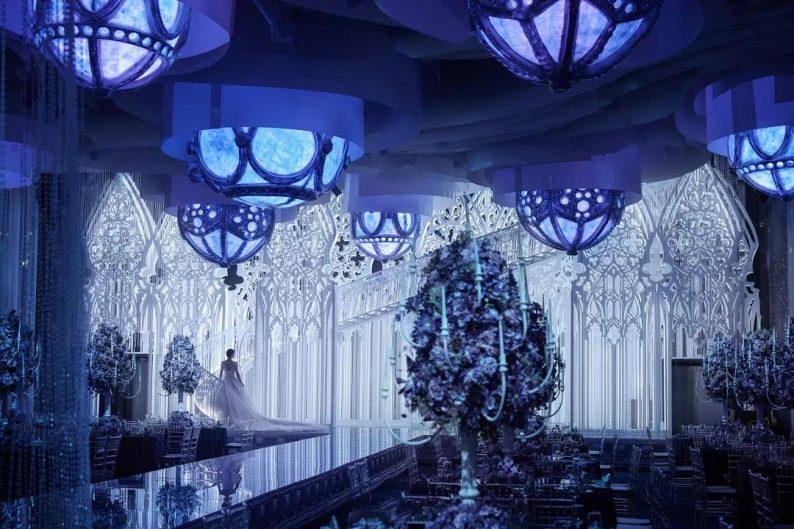 婚礼堂发布:投资超3亿!4.9万平超大规模一站式宴会酒店  第5张