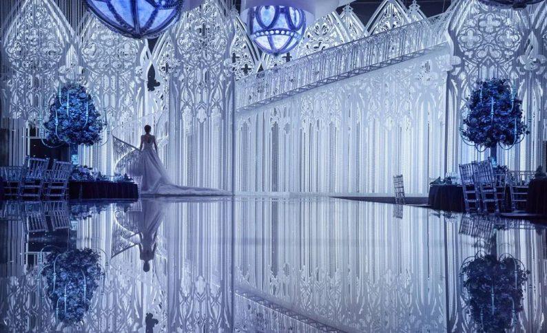 婚礼堂发布:投资超3亿!4.9万平超大规模一站式宴会酒店  第6张