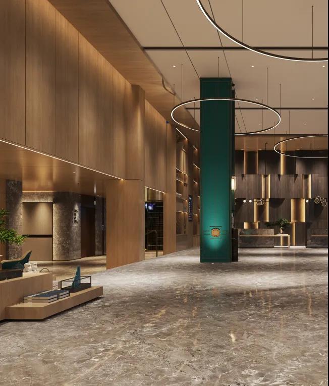 婚礼堂发布:投资超3亿!4.9万平超大规模一站式宴会酒店  第8张