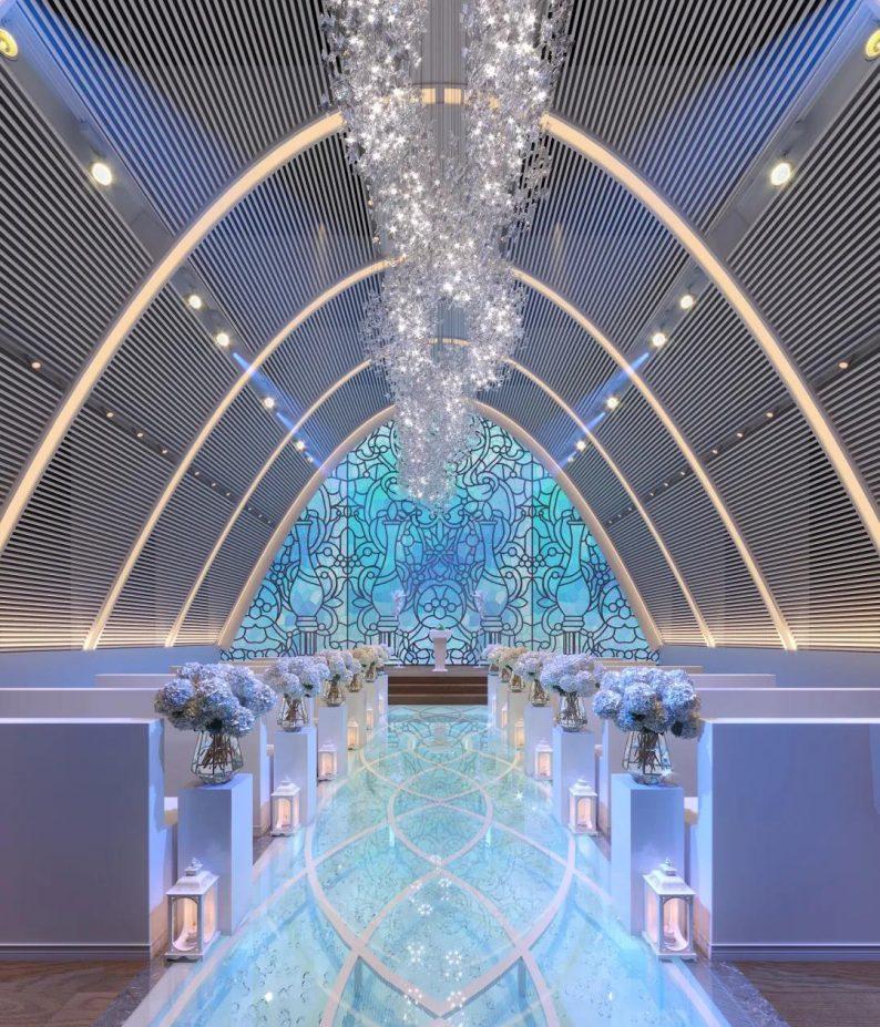 婚礼堂发布:投资超3亿!4.9万平超大规模一站式宴会酒店  第9张