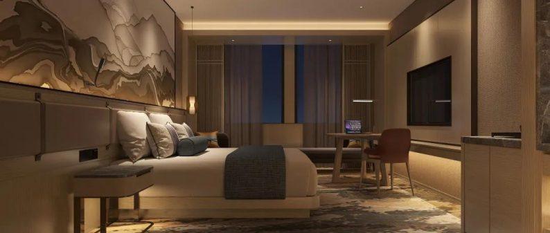 婚礼堂发布:投资超3亿!4.9万平超大规模一站式宴会酒店  第10张