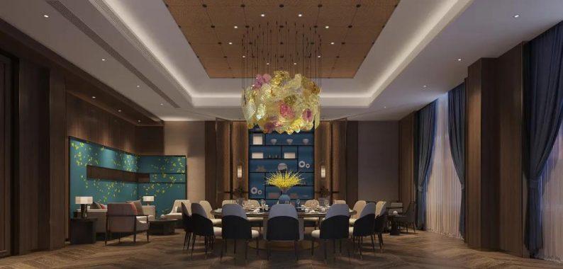 婚礼堂发布:投资超3亿!4.9万平超大规模一站式宴会酒店  第11张