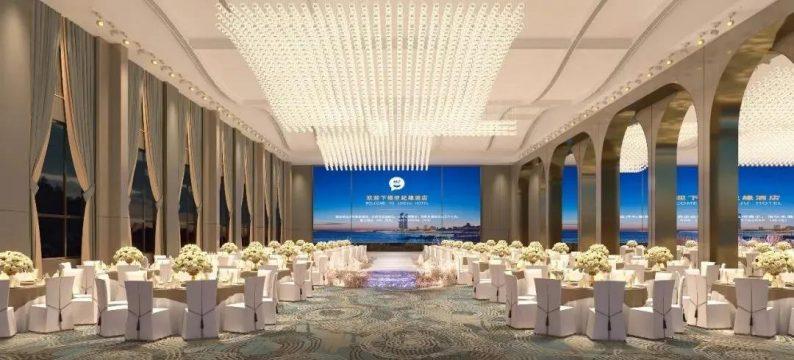 婚礼堂发布:投资超3亿!4.9万平超大规模一站式宴会酒店  第12张