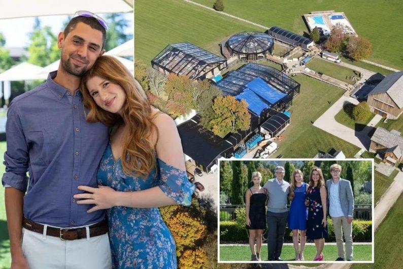 世纪大婚!比尔·盖茨嫁女,1亿买下结婚场地