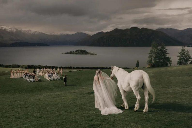 婚礼上超有仪式感的4个环节