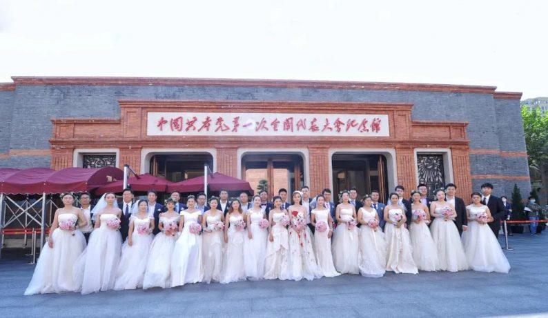 2021玫瑰婚典谱写上海婚庆旅游新时尚